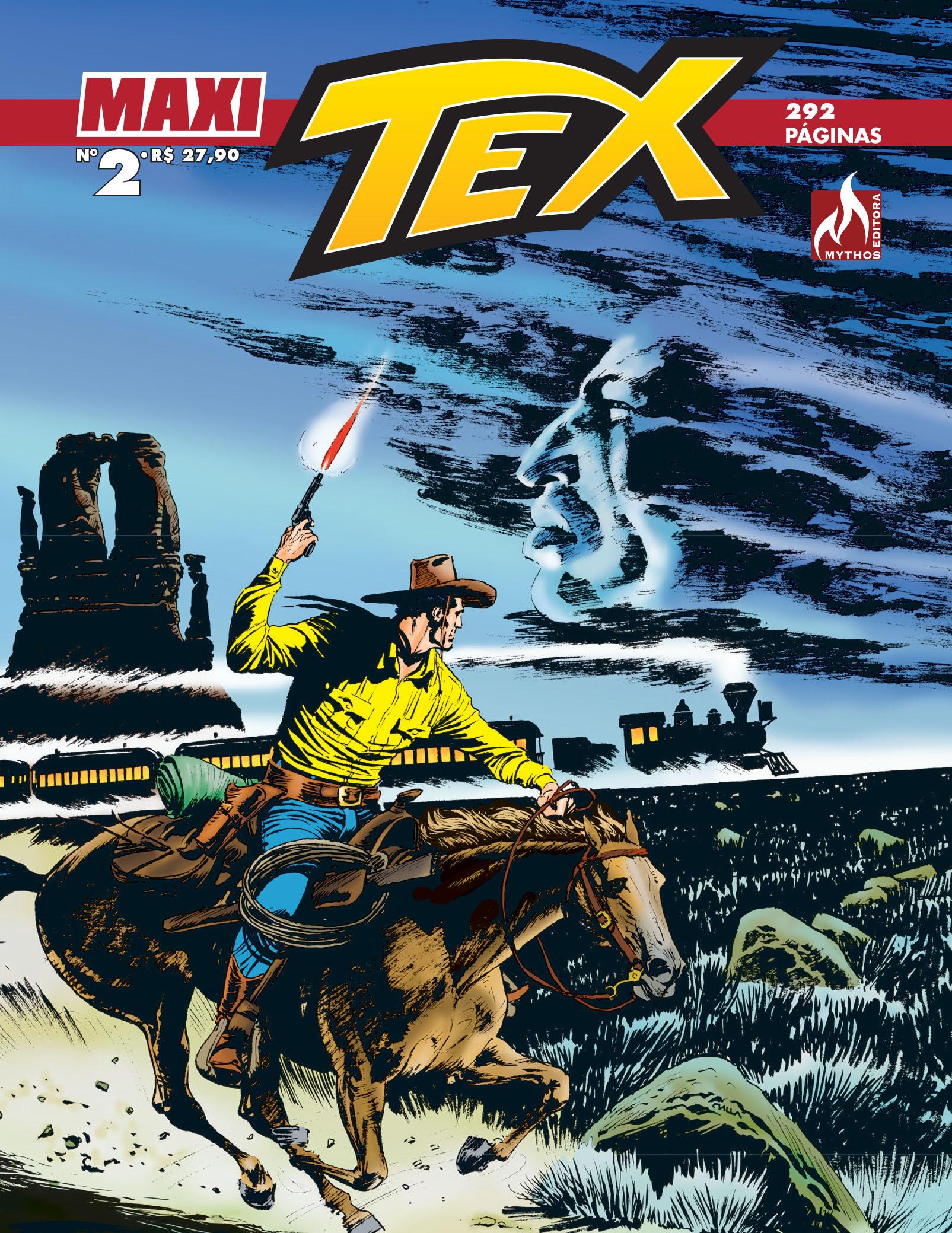 MAXI TEX Nº 002