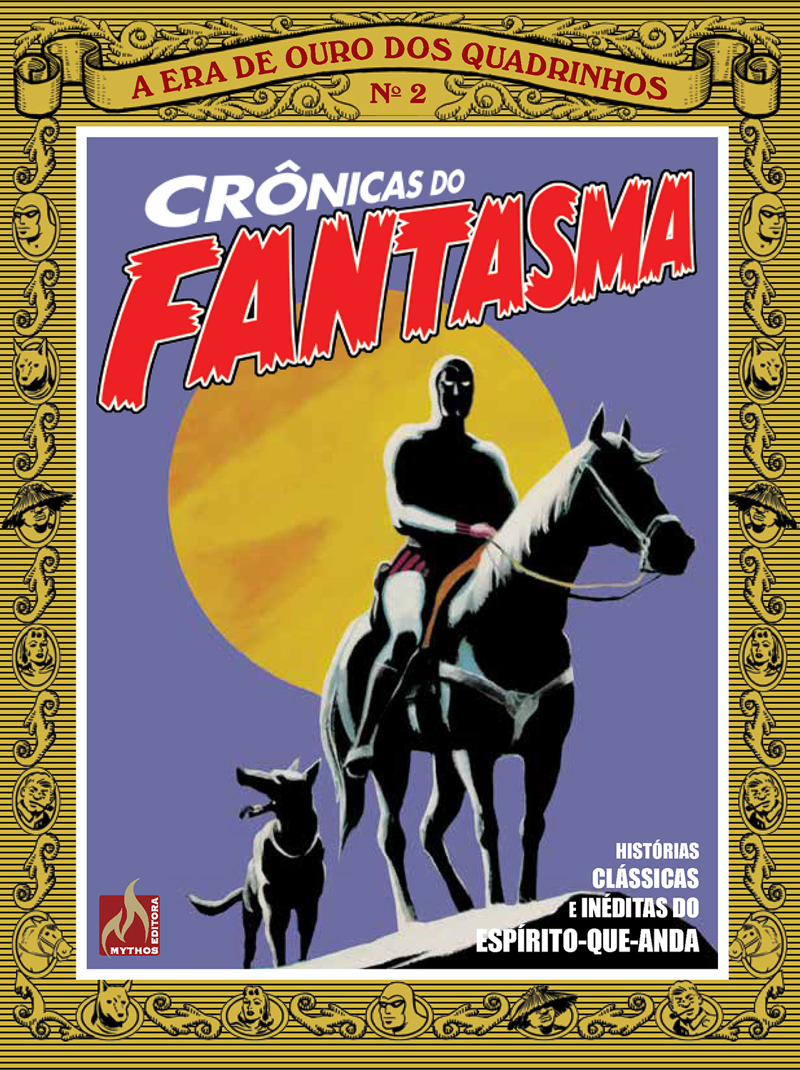 CRÔNICAS DO FANTASMA VOL. 2