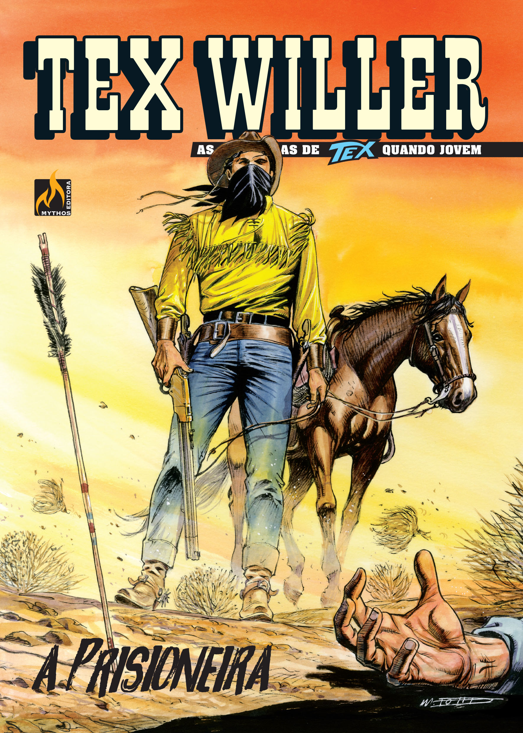 TEX WILLER Nº 08