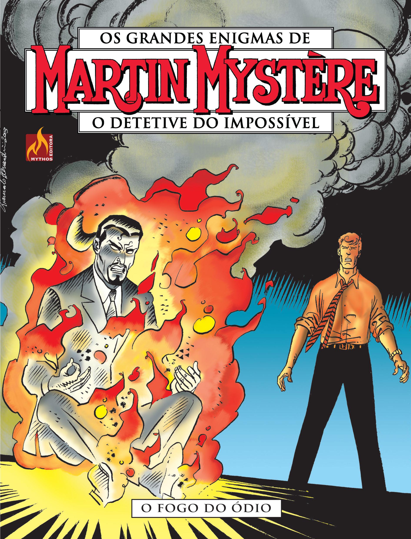 MARTIN MYSTÈRE VOL. 11
