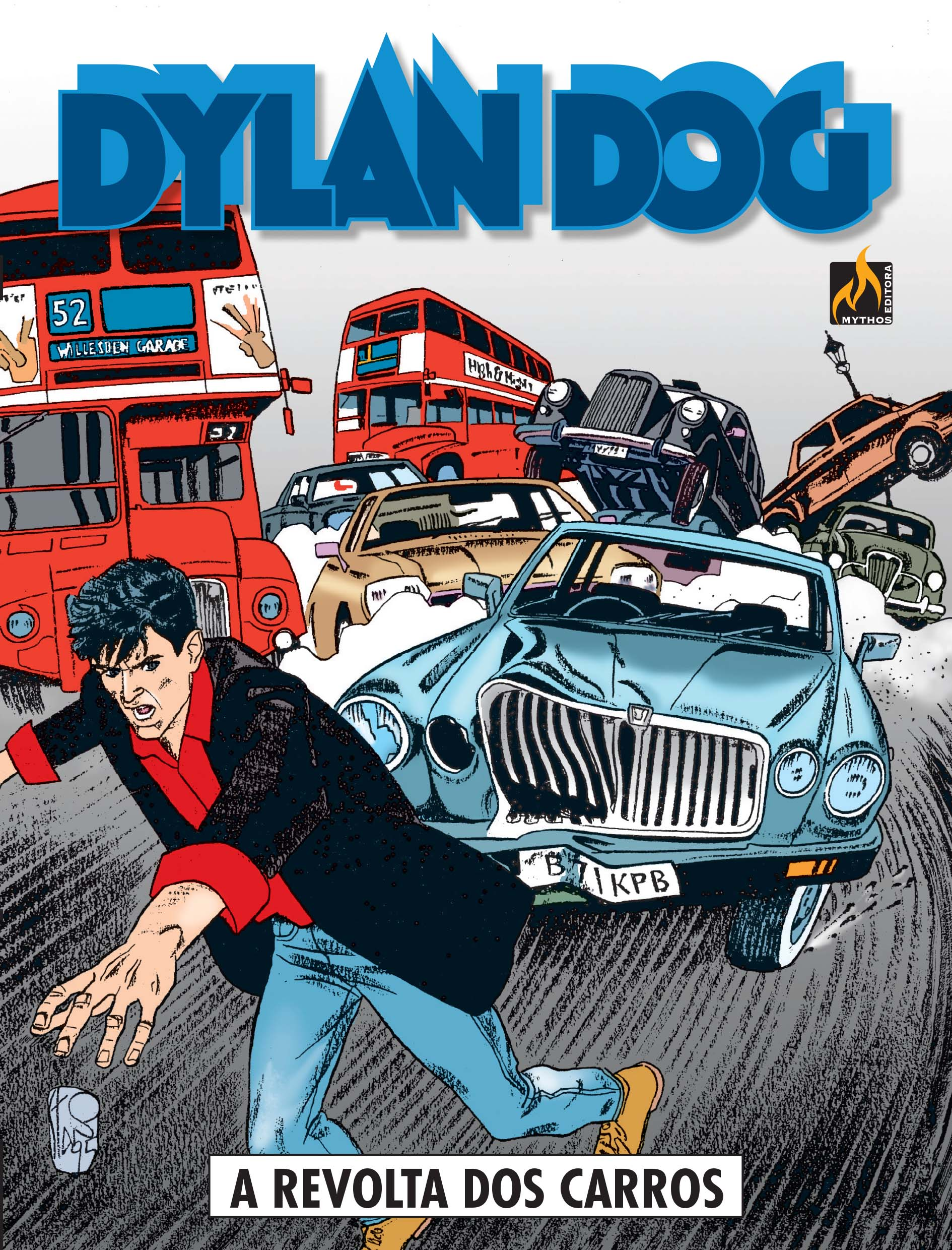 DYLAN DOG VOL. 11