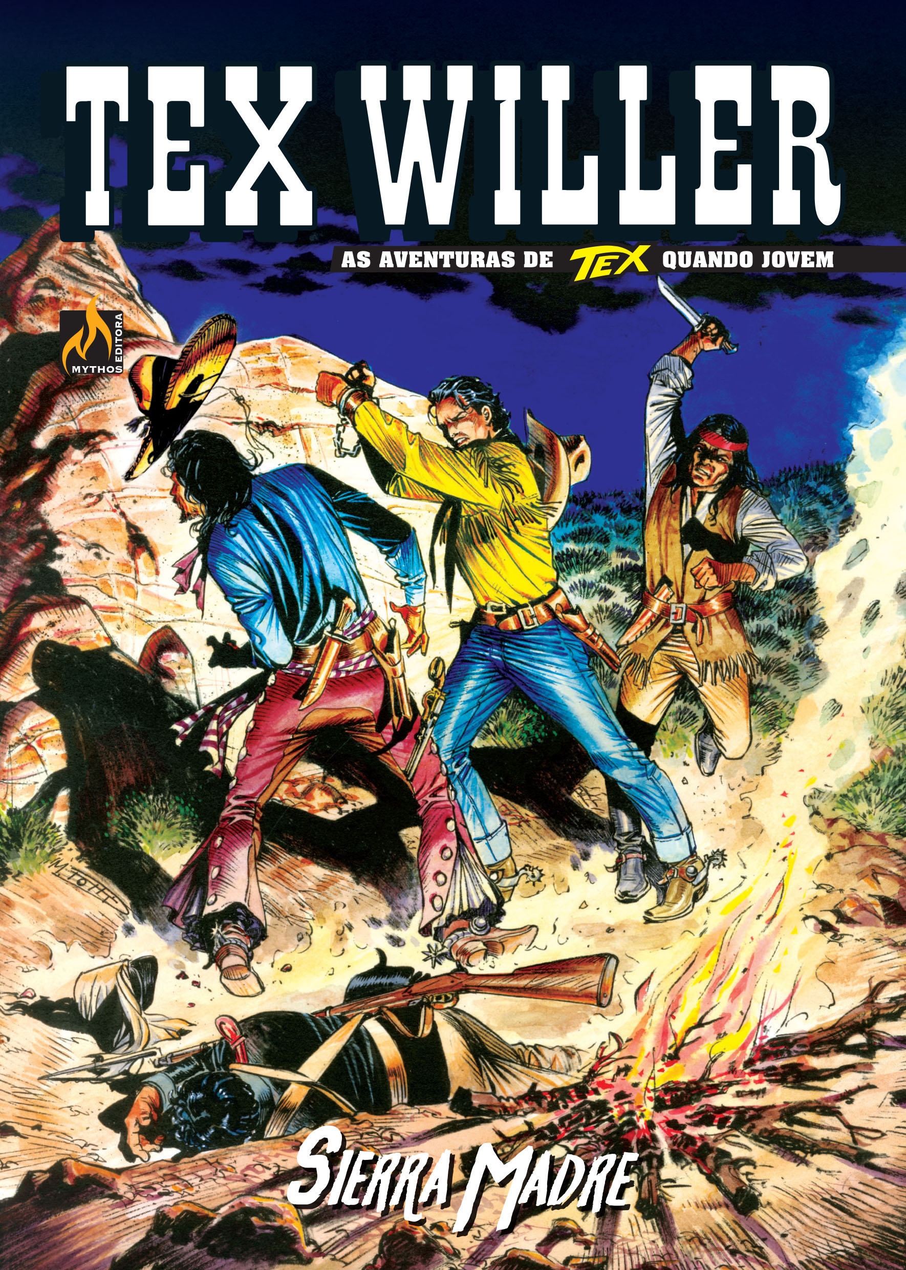 TEX WILLER Nº 09