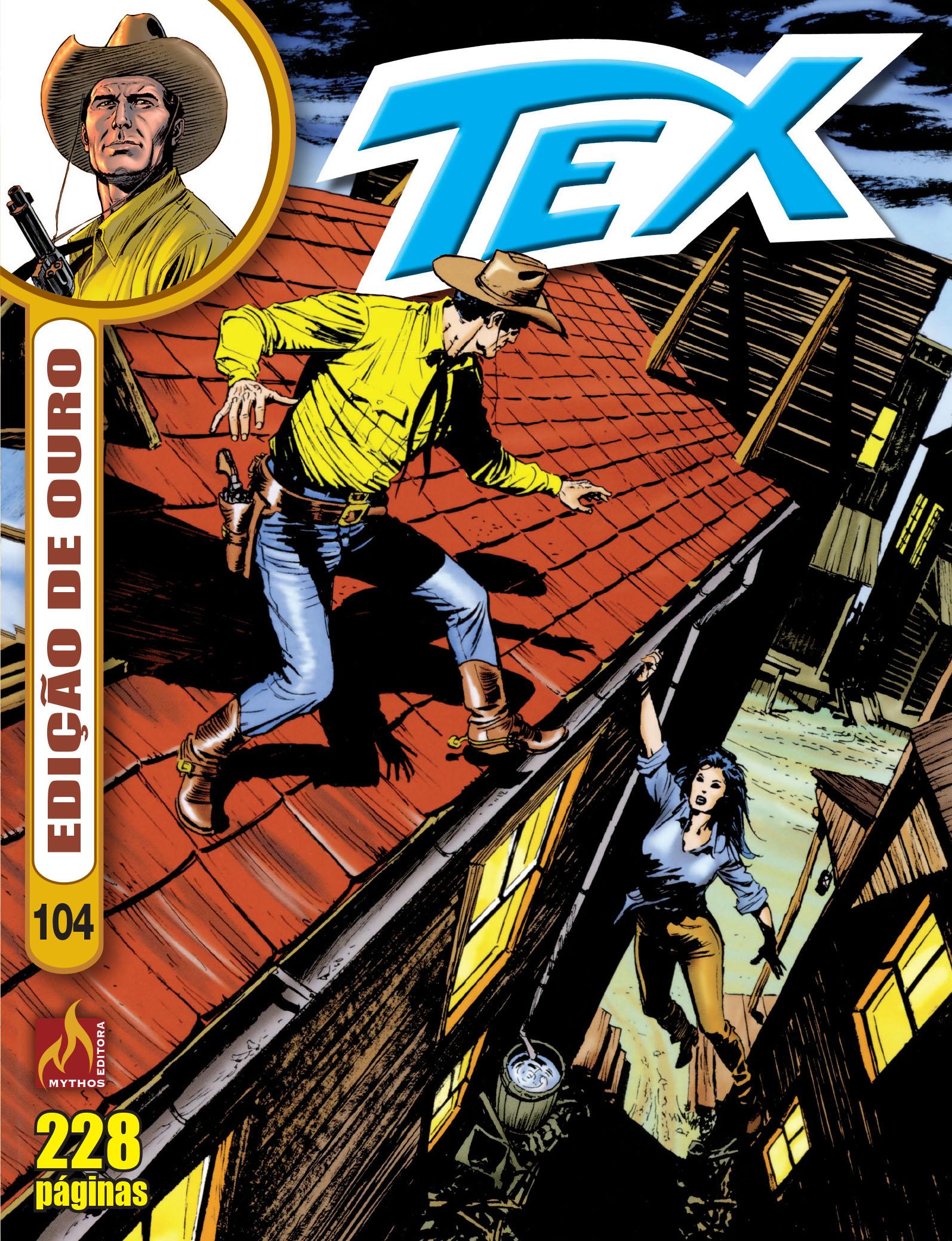 TEX ED OURO Nº 104