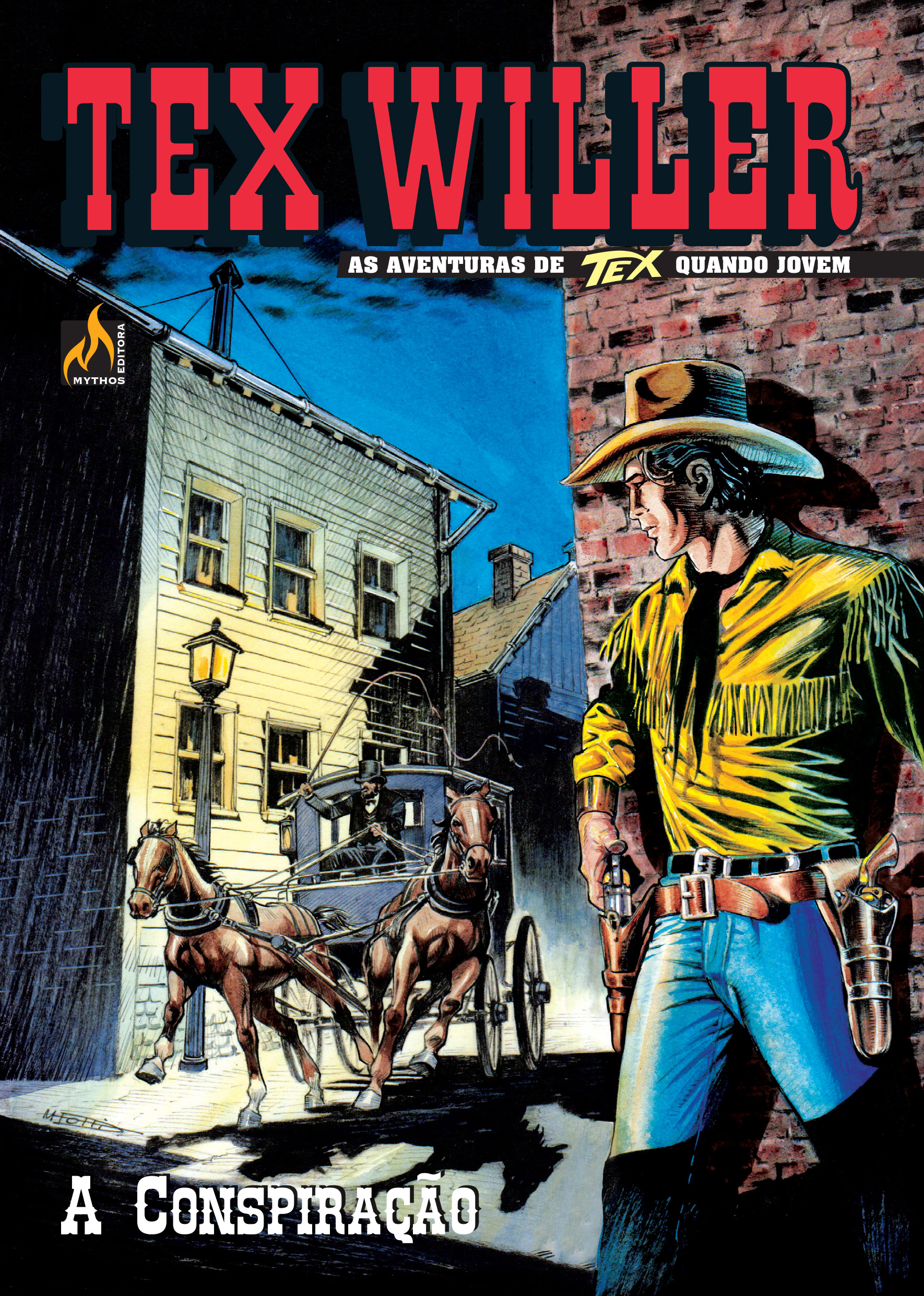 TEX WILLER Nº 11