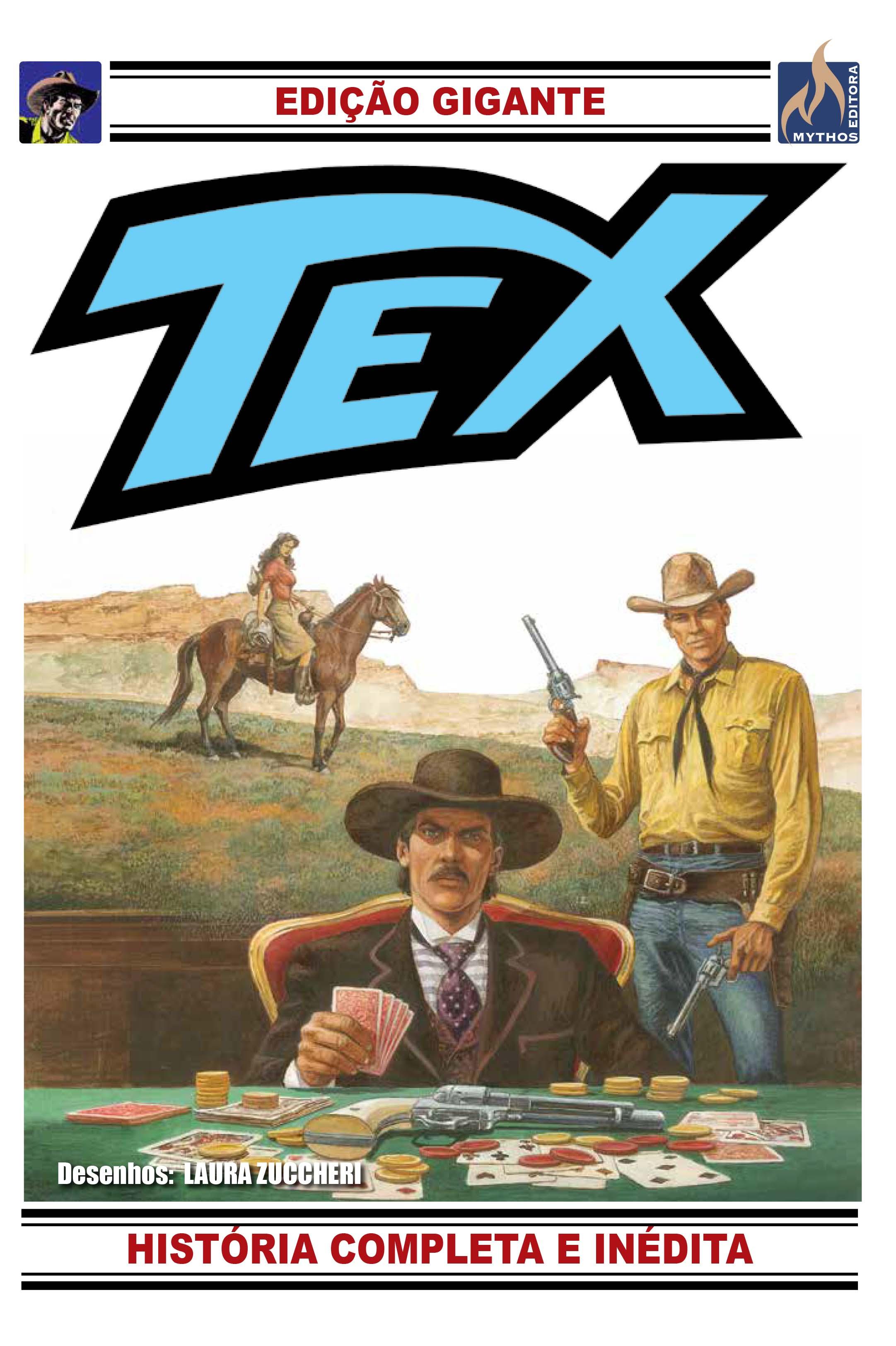 TEX ED GIGANTE Nº 034