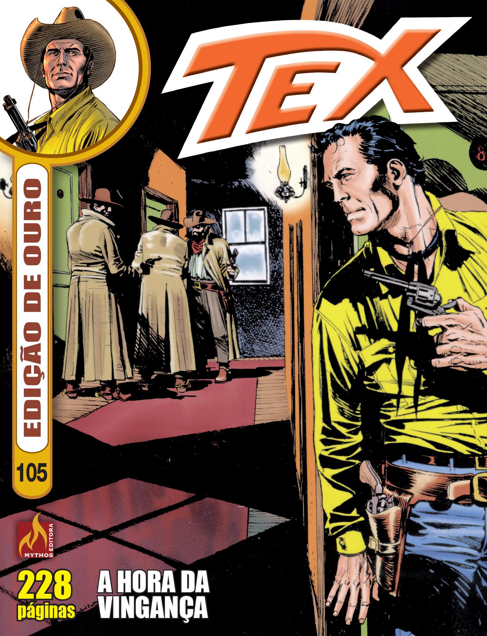 TEX ED OURO Nº 105