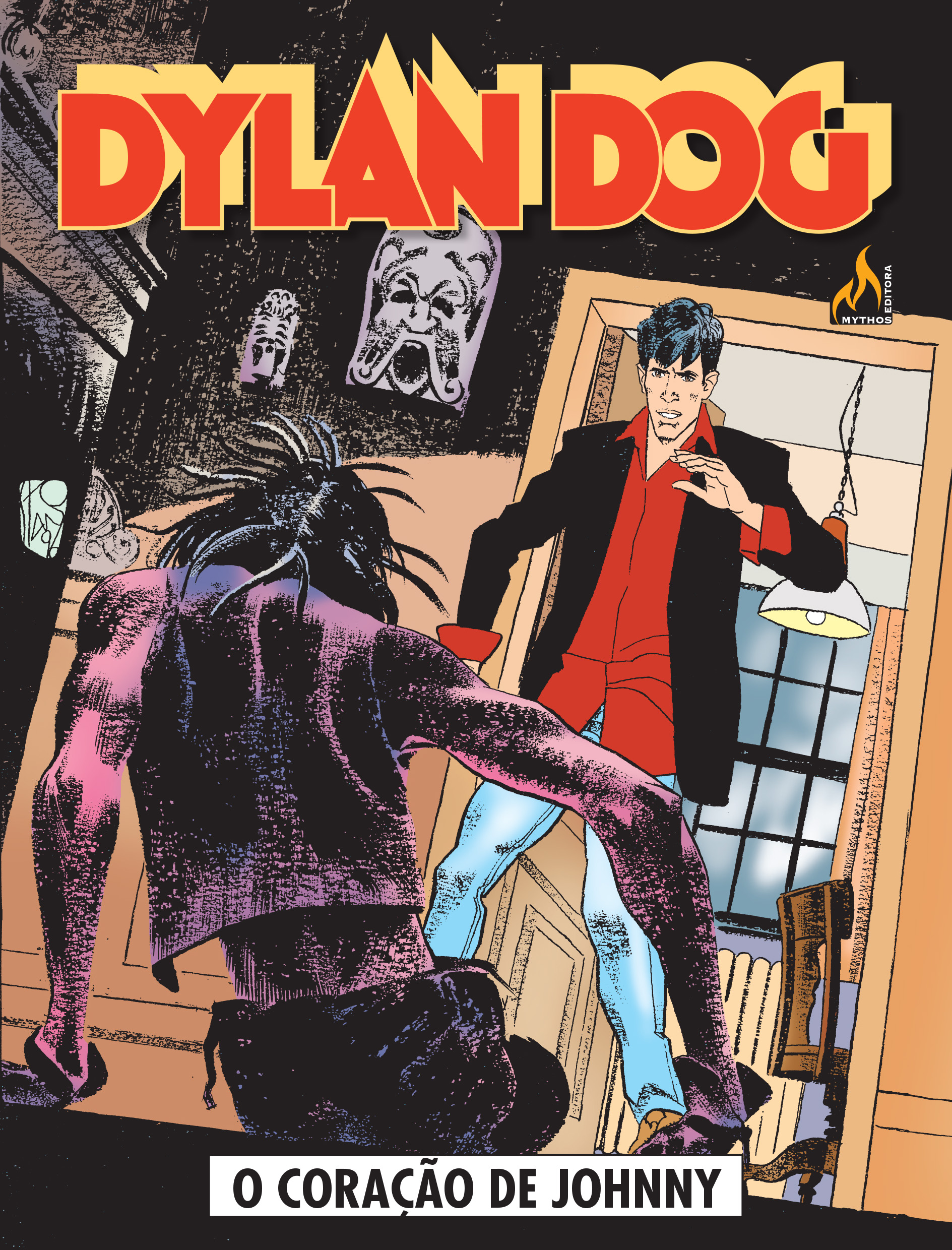 DYLAN DOG VOL. 12