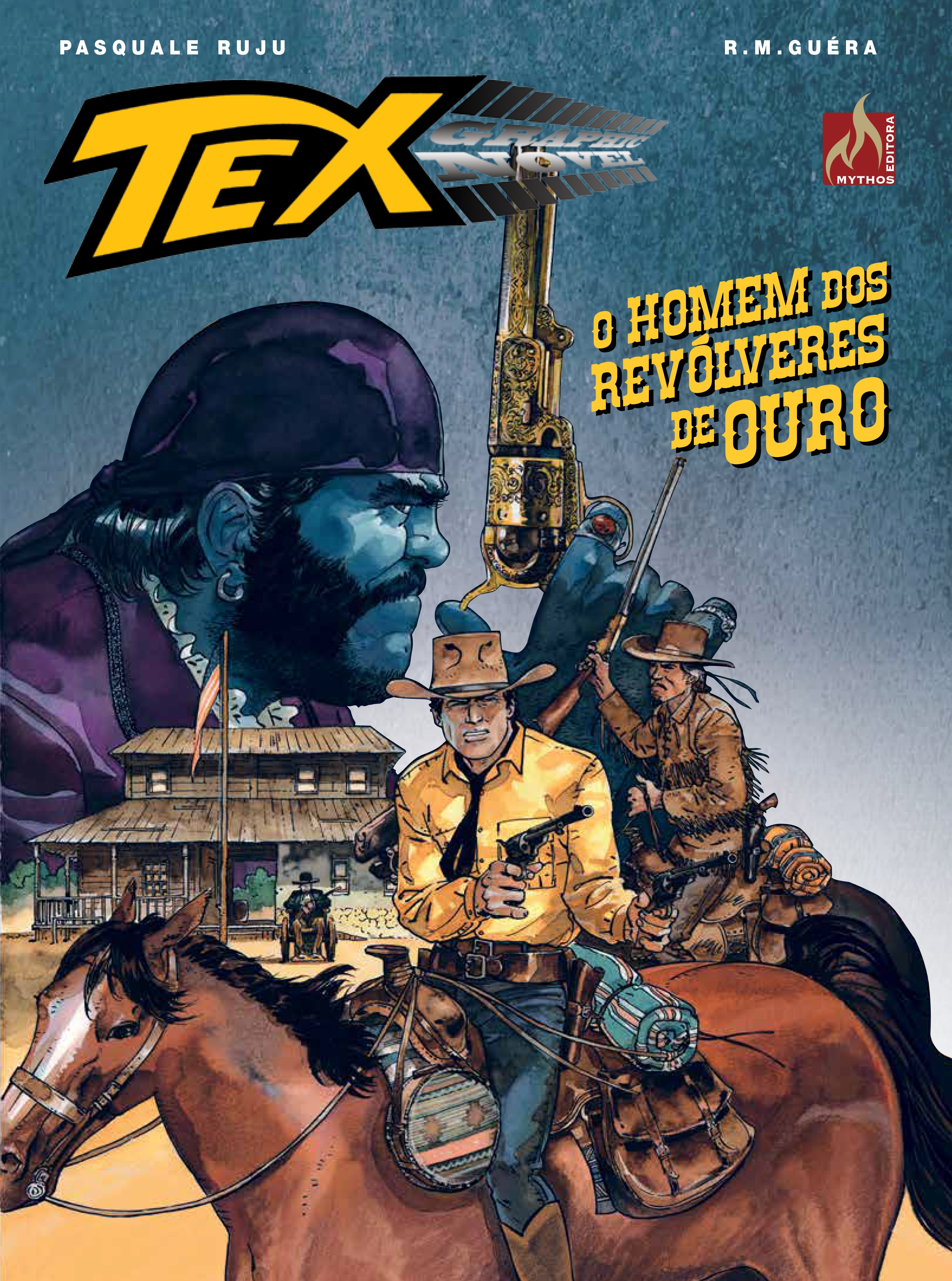 TEX GRAPHIC NOVEL Nº 08
