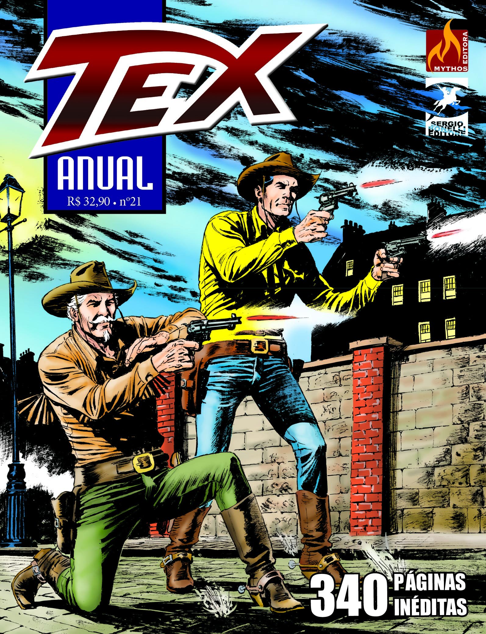 TEX ANUAL Nº 021