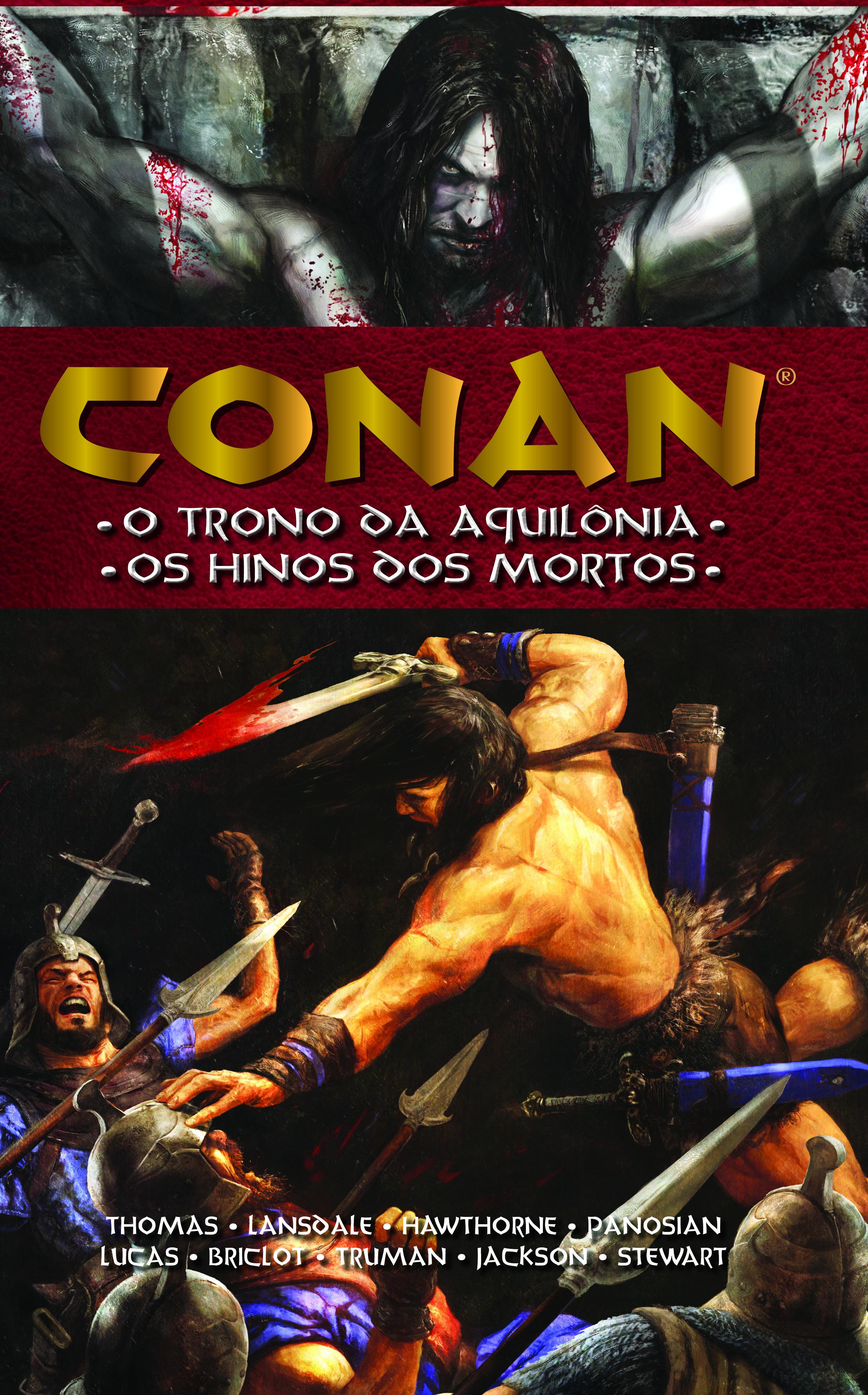 CONAN VOL. 12 - O TRONO DA AQUILÔNIA