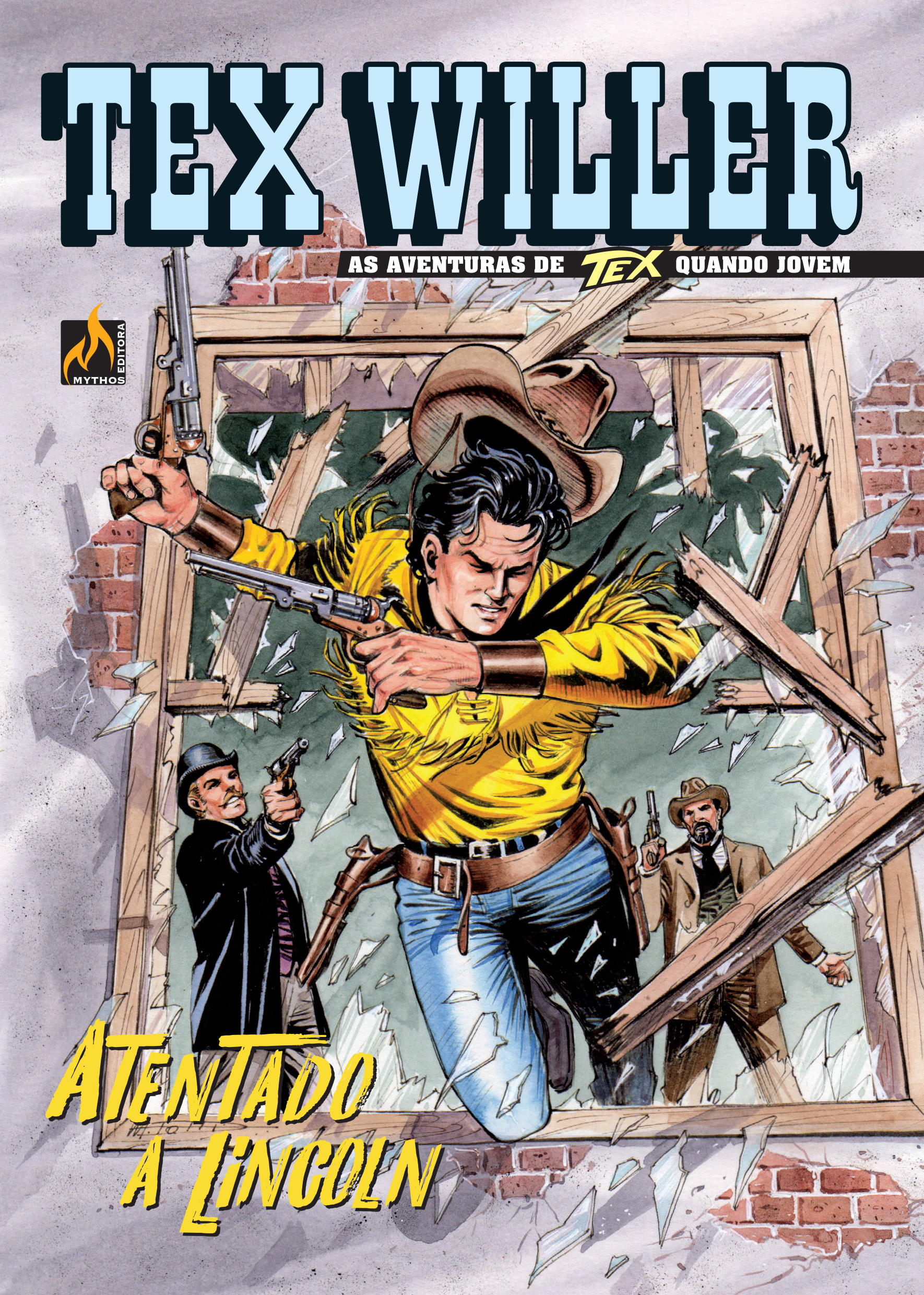 TEX WILLER Nº 12