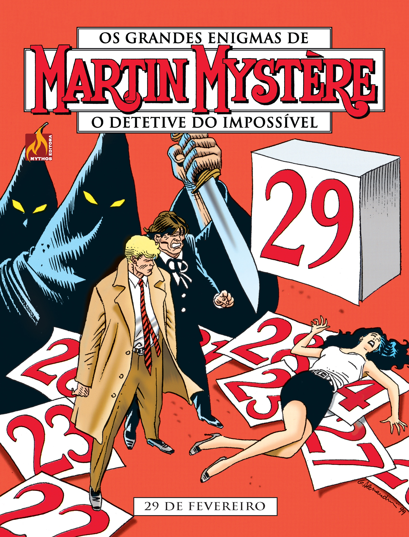 MARTIN MYSTÈRE VOL. 14
