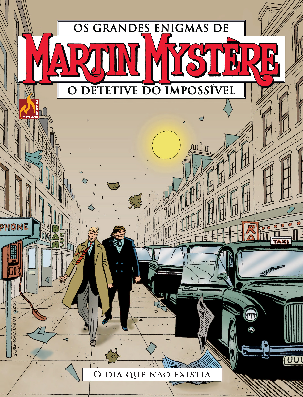 MARTIN MYSTÈRE VOL. 15