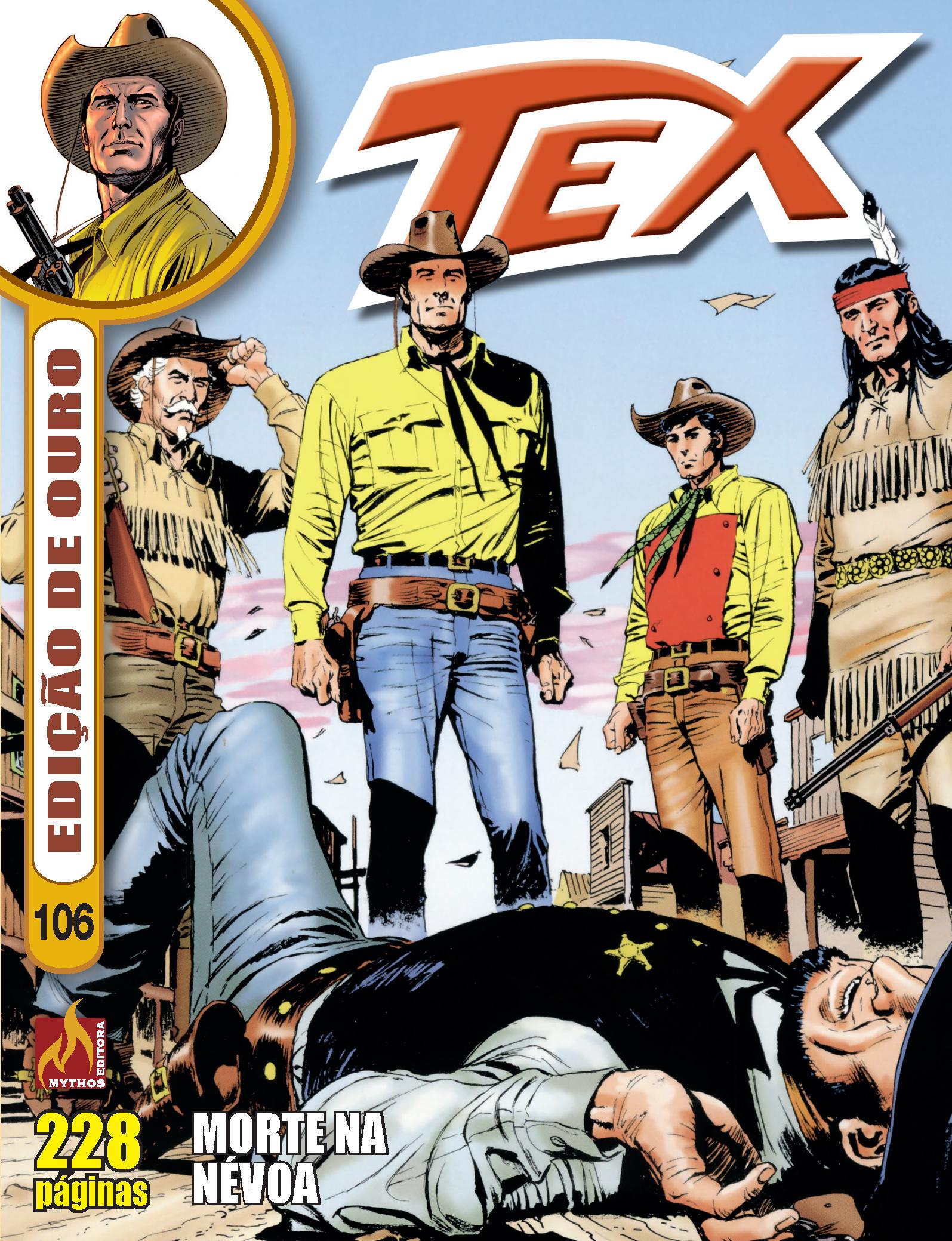 TEX ED OURO Nº 106