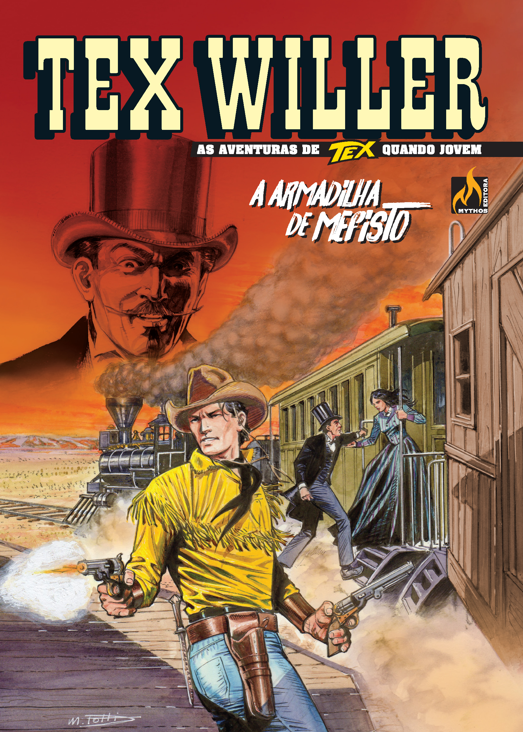 TEX WILLER Nº 13