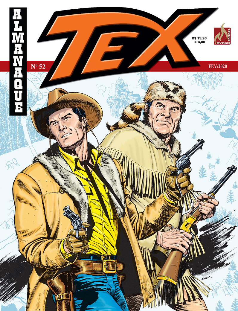 TEX ALMANAQUE Nº 052