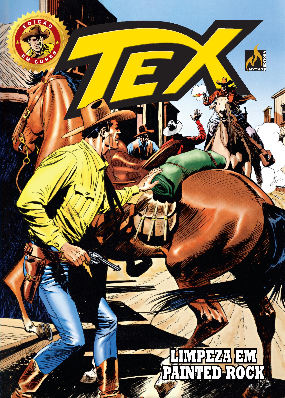 TEX EDIÇÃO EM CORES Nº 041
