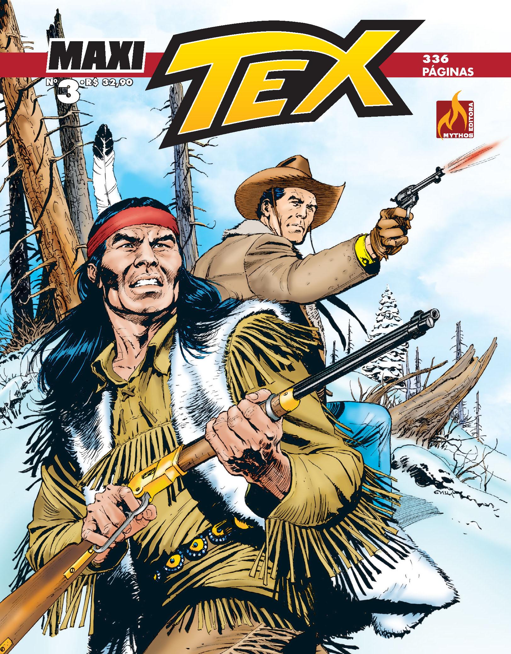 MAXI TEX Nº 003