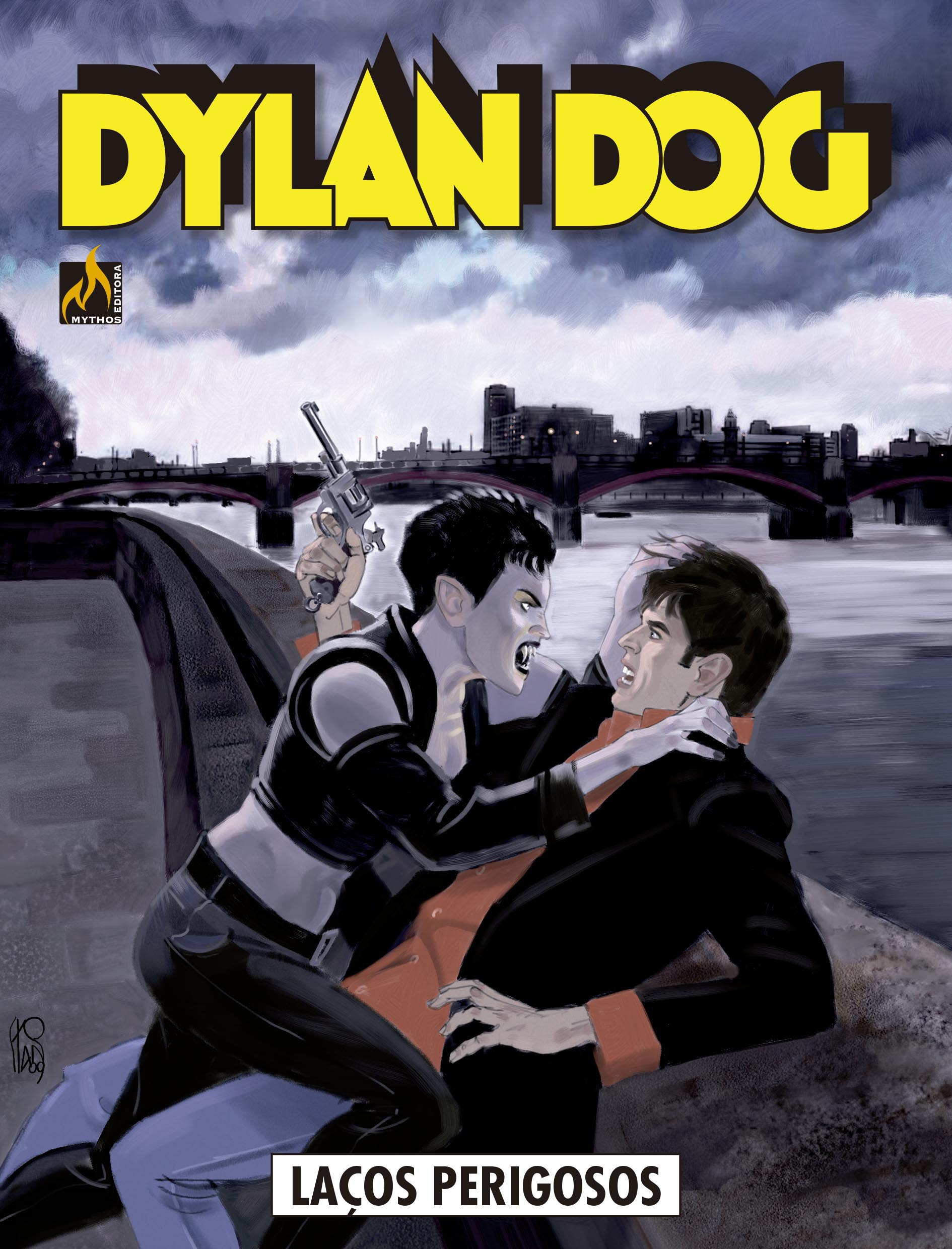 DYLAN DOG VOL. 14