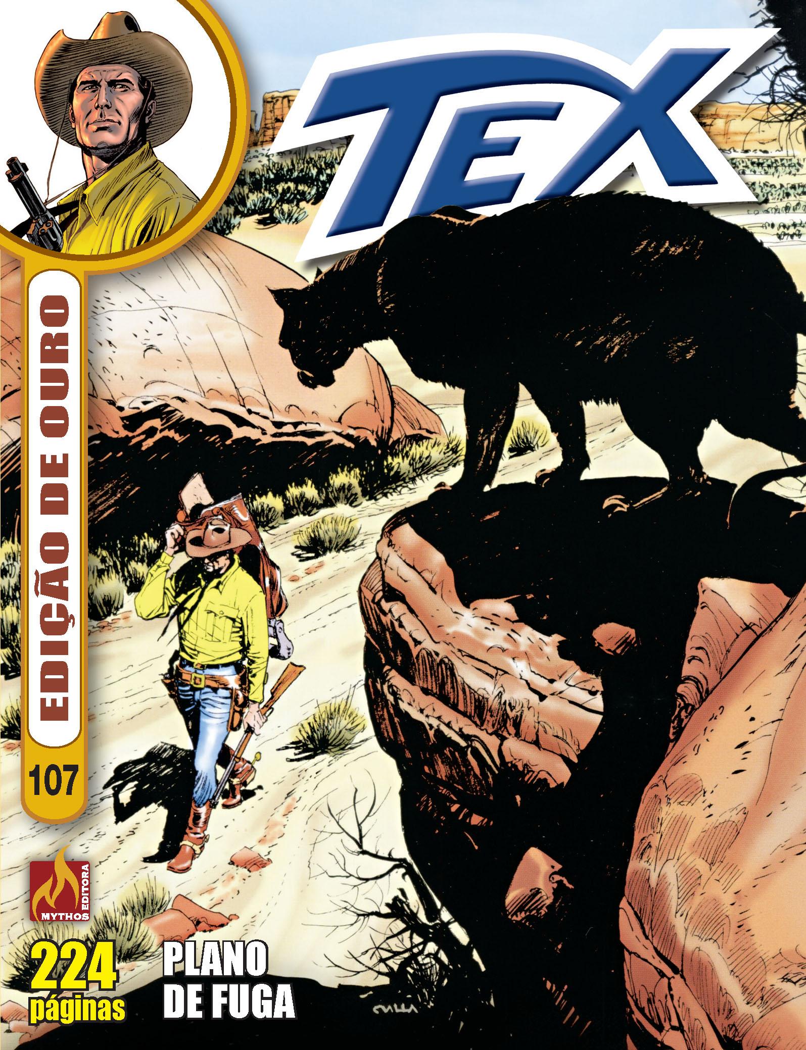TEX ED OURO Nº 107