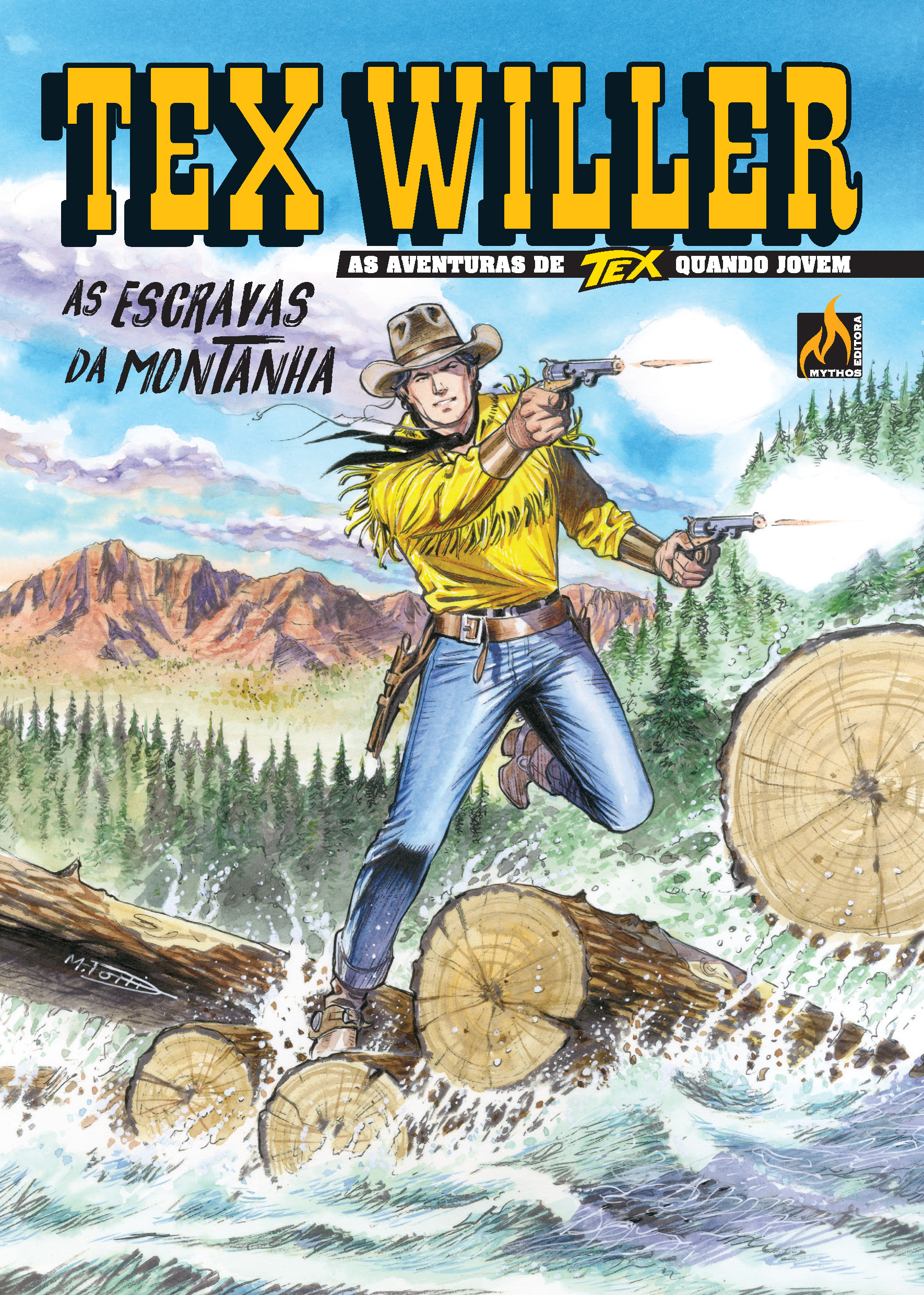 TEX WILLER Nº 15