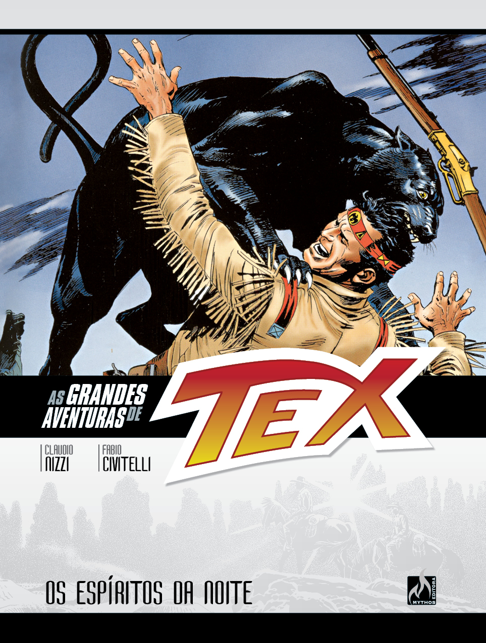 AS GRANDES AVENTURAS DE TEX VOL. 5
