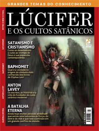 GTC LÚCIFER E OS CULTOS SATÂNICOS Nº 01