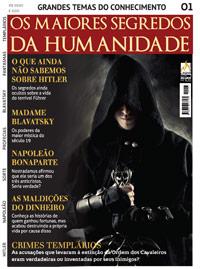 GTC SEGREDOS DA HUMANIDADE Nº 01