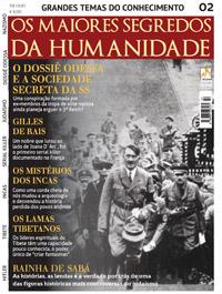 GTC SEGREDOS DA HUMANIDADE Nº 02