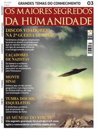 GTC SEGREDOS DA HUMANIDADE Nº 03