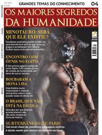 GTC SEGREDOS DA HUMANIDADE Nº 04